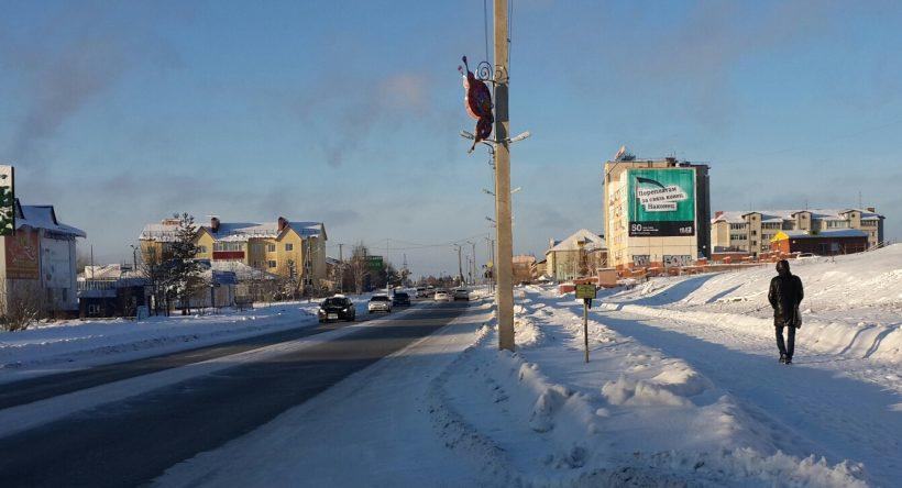 Размещение брандмауэров в городе Ноябрьск